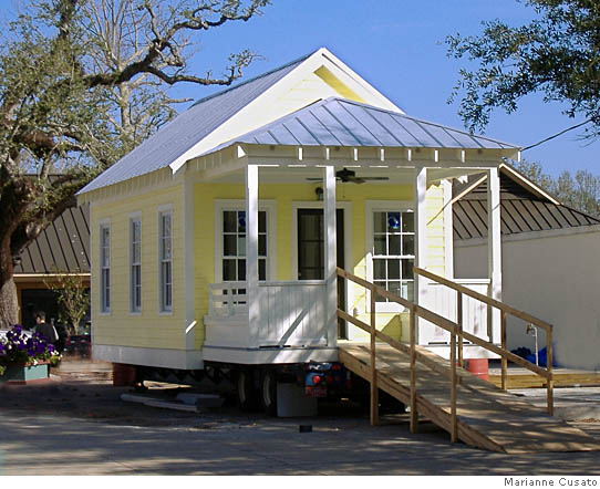 Katrina Cottage Modular Home Home Manufactured